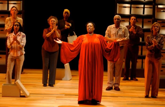 3. Choir singing